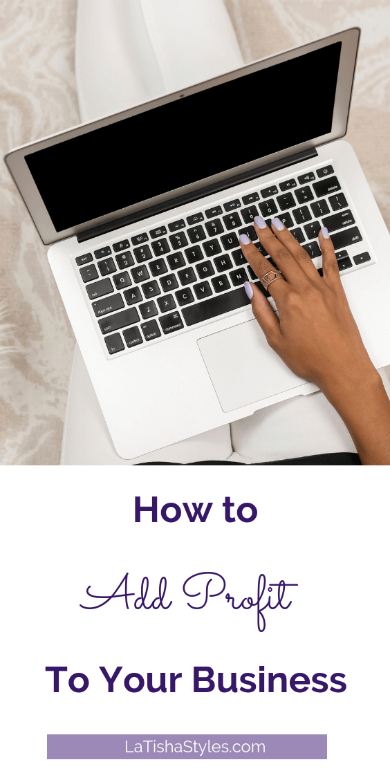 How To Add Profit To Your Bussiness - Pinterest
