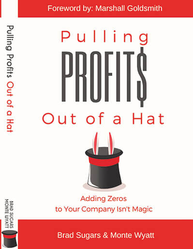 Pulling Profits adding zeros book