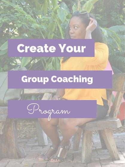 create your group coaching program