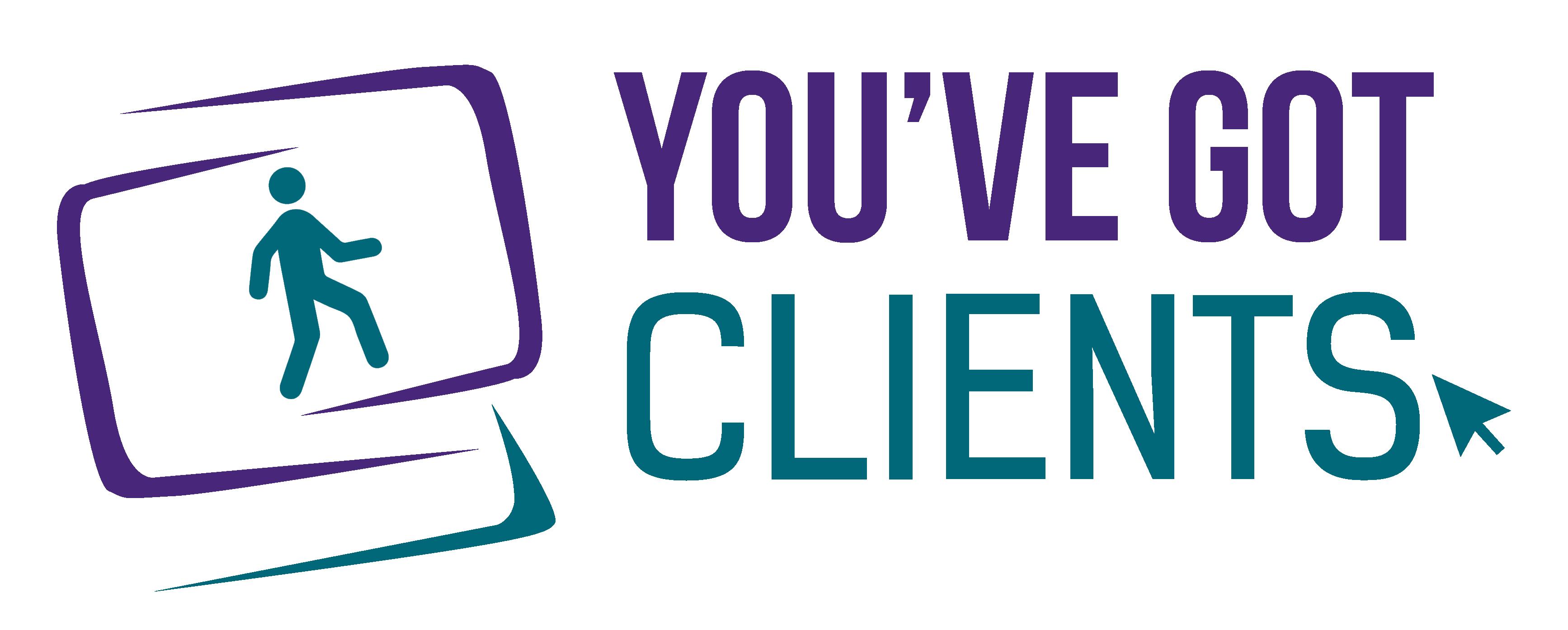 youve got clients logo