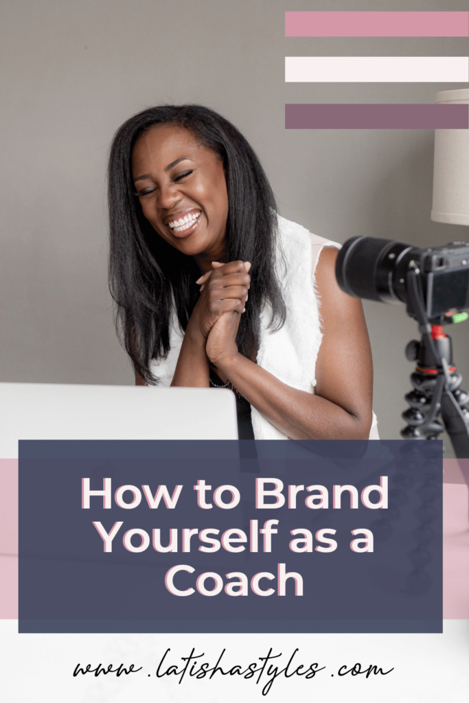 How To Brand Yourself As a Coach