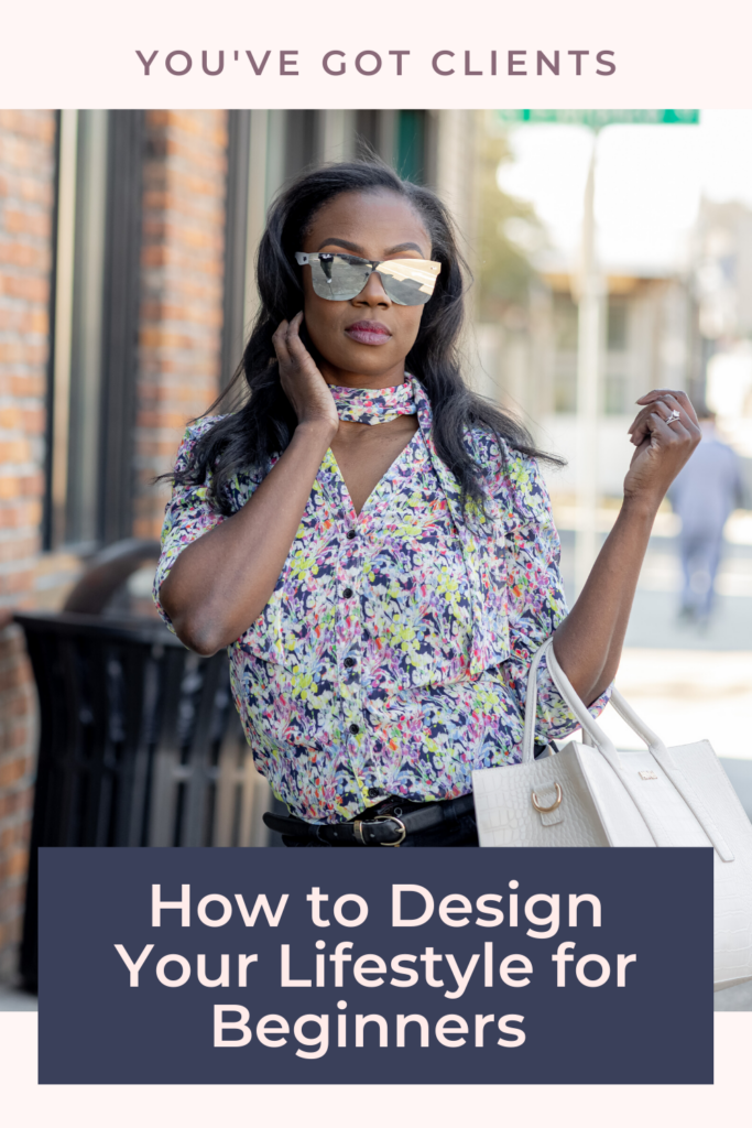 How to Design Your Lifestyle for Beginners