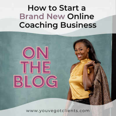 How to Start a Brand New Online Coaching Business